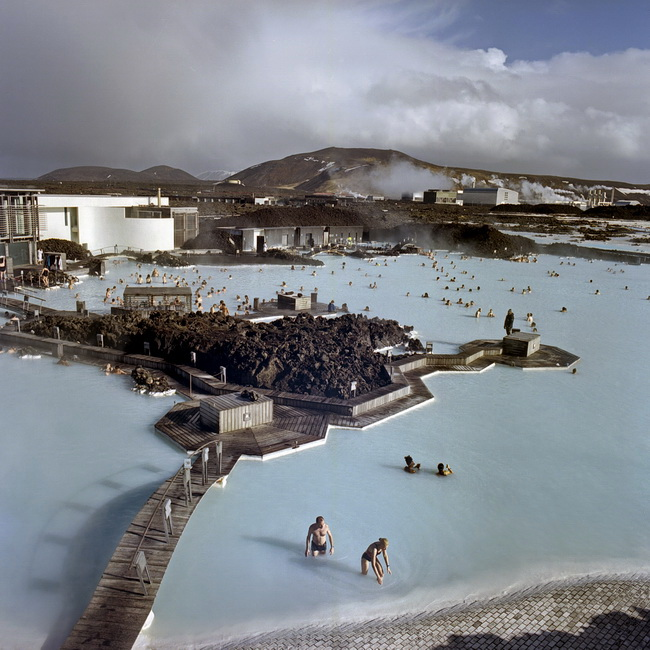 Escape From the Blue Lagoon