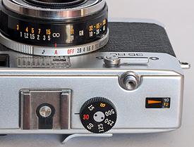 Favourite Cameras: Olympus 35RC - Film AdvanceFilm Advance