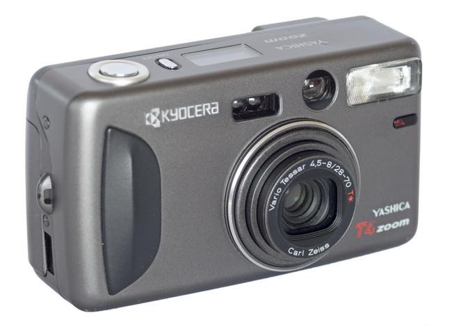 Favourite Cameras: Yashica T4 Zoom - Film AdvanceFilm Advance